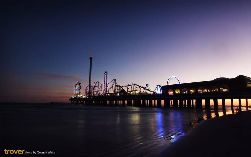 Texas Road Trip - Galveston