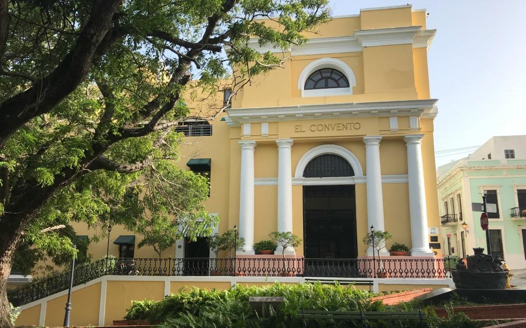 Ancestry Tourism Hotel El Convento San Juan Puerto Rico-Kirsten Maxwell Travelocity
