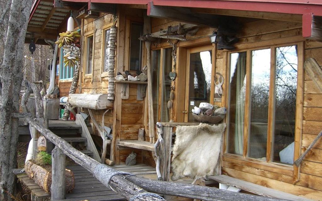 Brigitte's Bavarian B&B Cabin