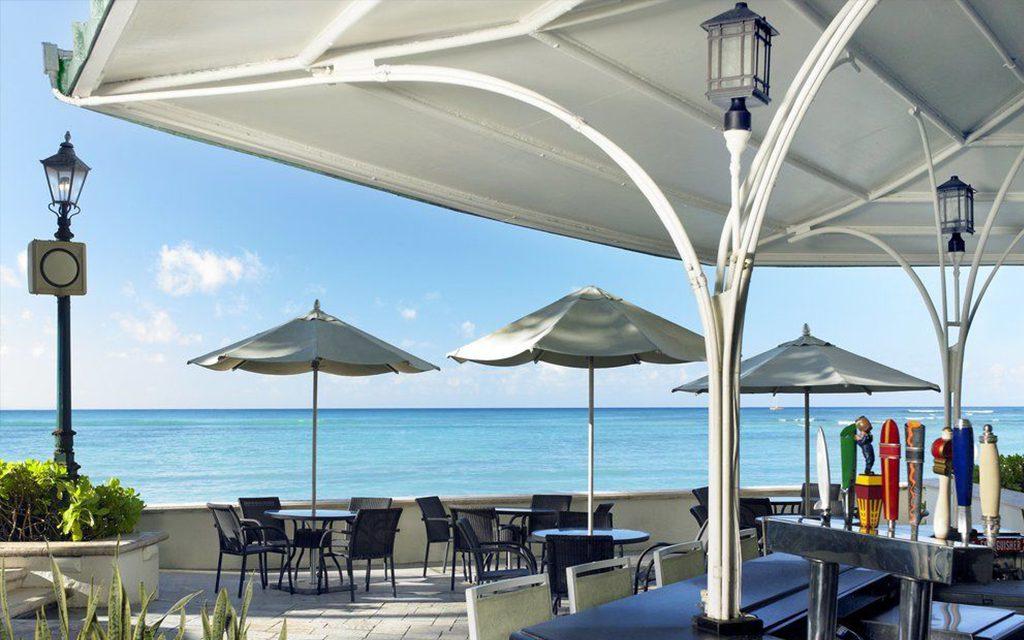 best outdoor hotel bars