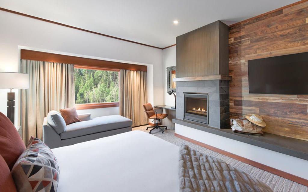 Salish Lodge & Spa Room