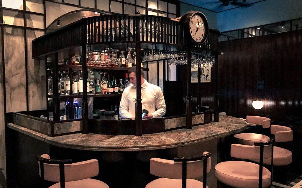 Xu restaurant in London