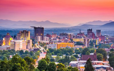 8 Reasons Why Asheville is America's Coolest Mountain Town