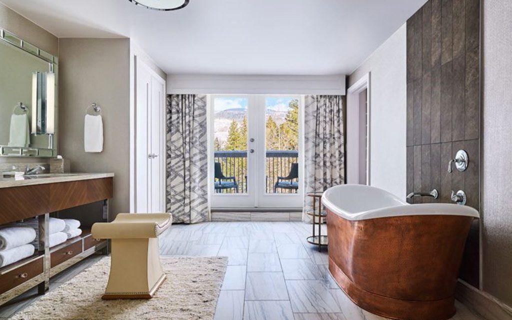 Hotel Talisa Bathroom