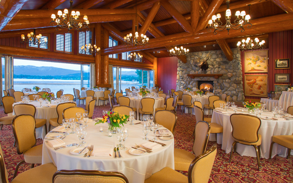 Shore Lodge Dining Room