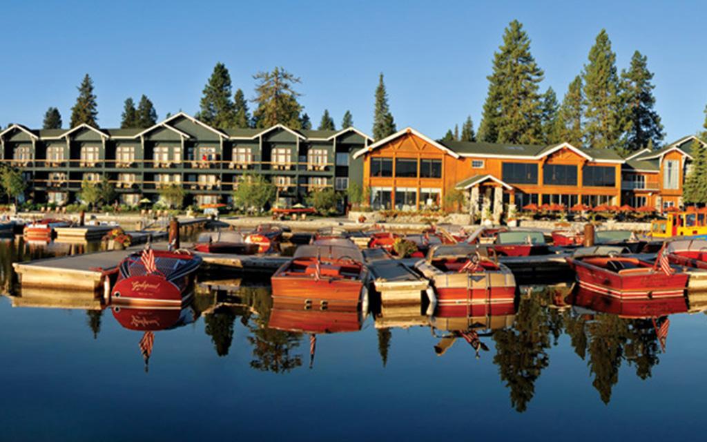 Shore Lodge Exterior
