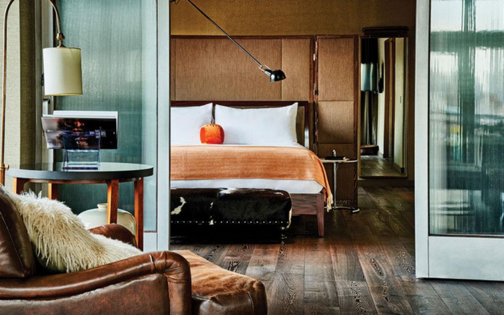 New York, hotel, SoHo, Manhattan