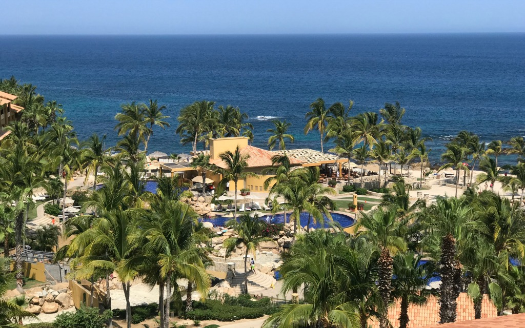Grand Fiesta Americana Los Cabos View Club Room-Kirsten Maxwell Kids Are A Trip