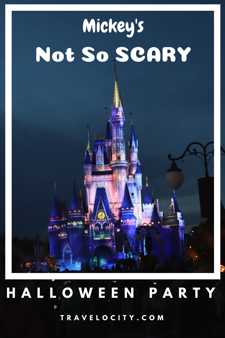 457aa2f7c Mickey's Not So Scary Halloween Party at Magic Kingdom in Orlando Florida  is officially upon us