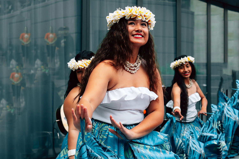 Tahiti Dance