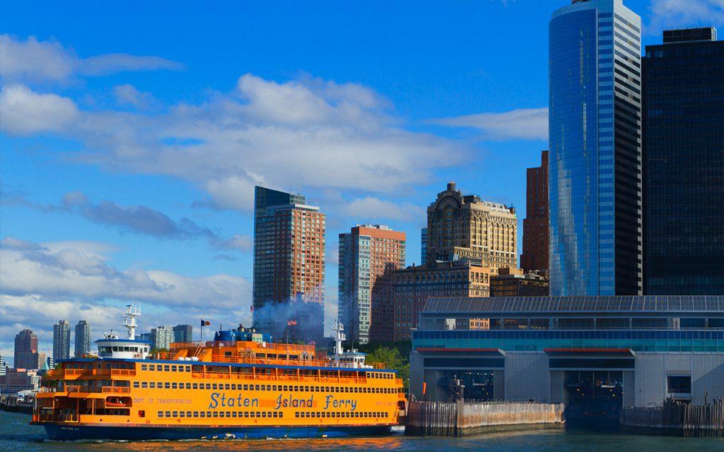 New York City's 5 Boroughs - Staten Island