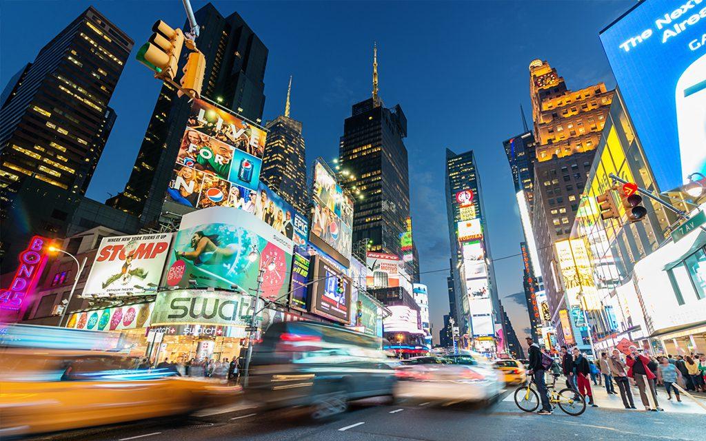 New York City's 5 Boroughs - Manhattan