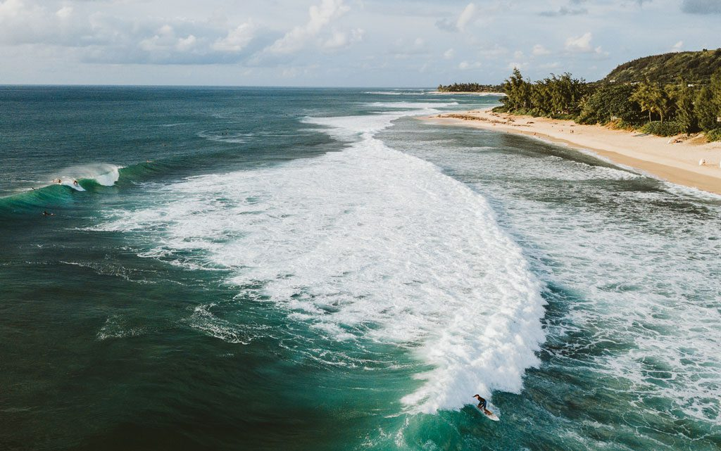 Surfing is one of the best adventure activities in Oahu