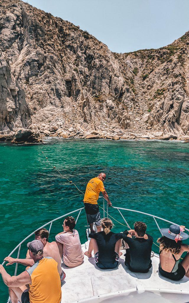 Scuba Diving in Los Cabos, Mexico