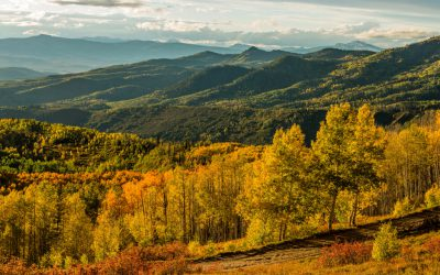 America's Most Scenic Spots for Early Leaf Peeping