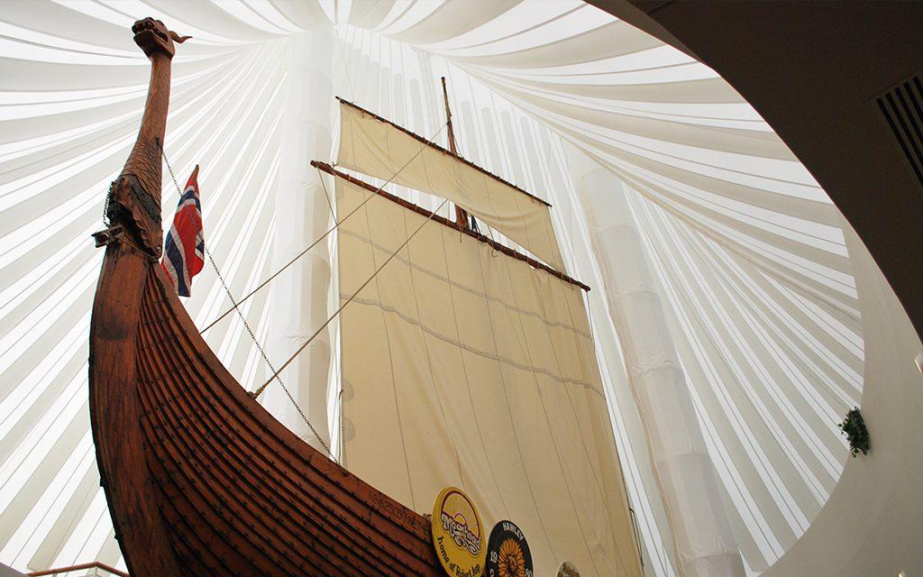 Hjemkomst Viking Ship, Moorshead, Minnesota