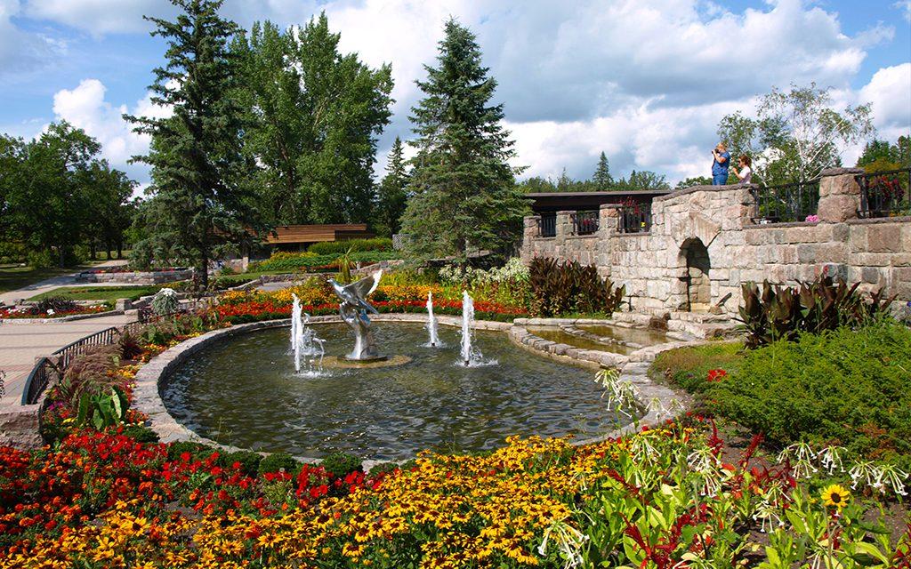 International Peace Garden, North Dakota