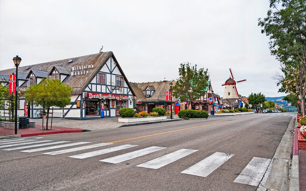 Solvang - Los Angeles Weekend Escapes