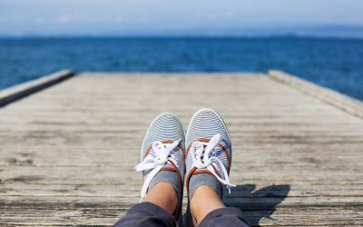 Travelers Have These Odd Shoe Habits in Common, a New Travelocity Survey Says