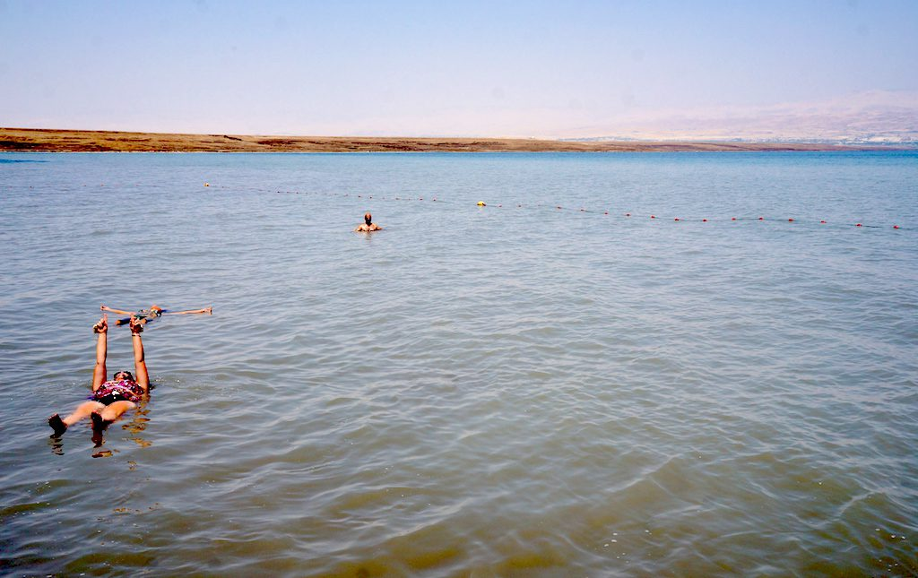 Disappearing Destinations - Dead Sea