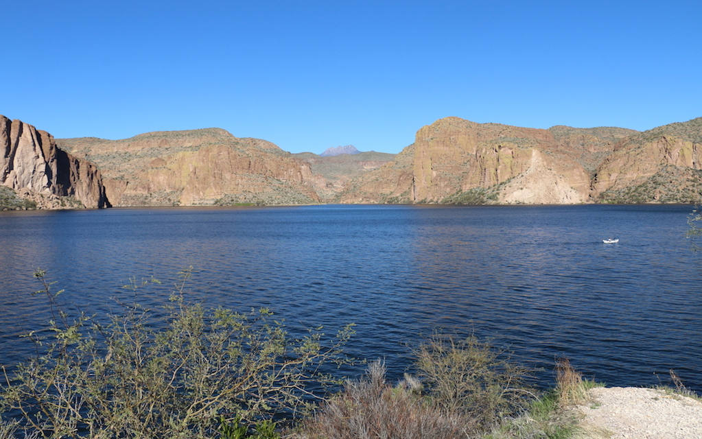 Saguaro Lake/Salt River Recreation Area