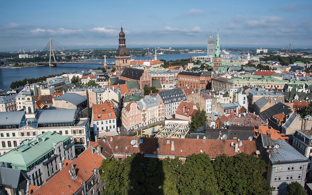 Now is the Time to Discover the Baltic's Beautiful Latvia, Estonia and Lithuania