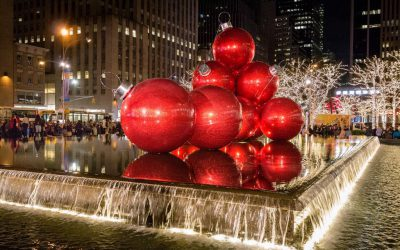 7 Destinations Taking Christmas To A Whole New Level
