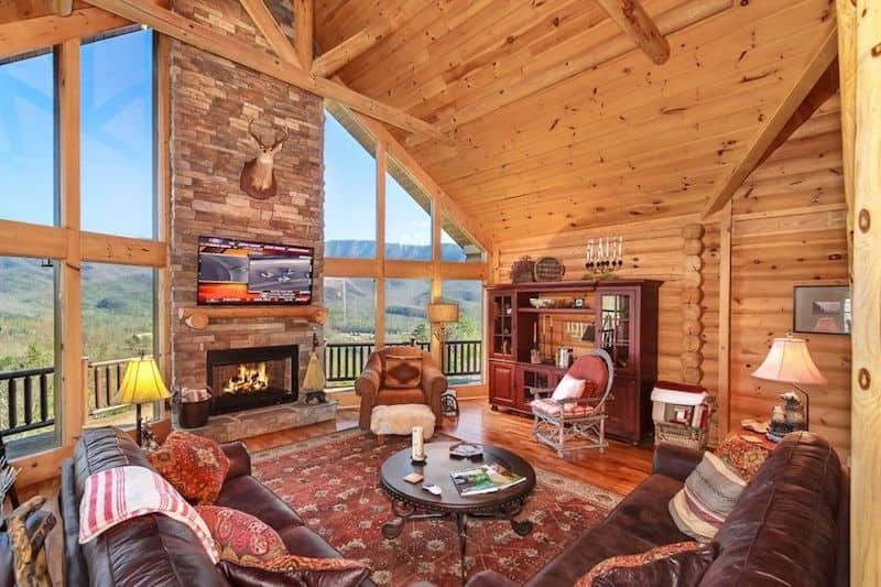 Among the Clouds Cabin, Gatlinburg, Pigeon Forge