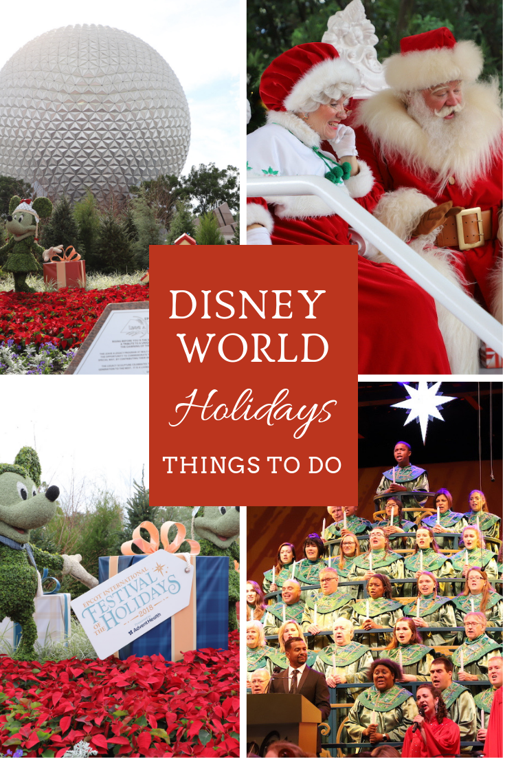 Disney World Christmas Events in Full Swing   Travelocity