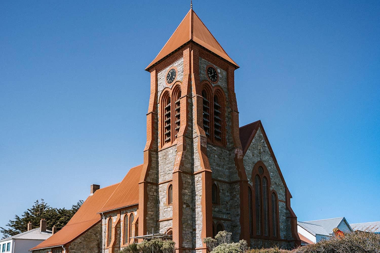 Falkland Islands Christ Church