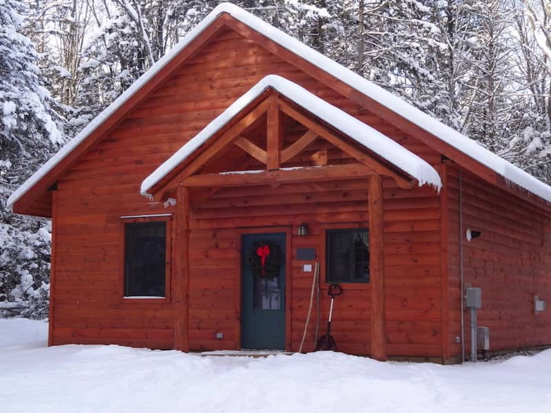 Robert Frost Mountain Cabins, Vermont
