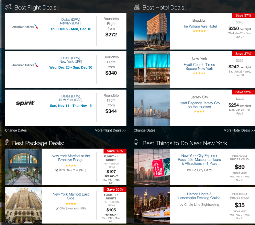 5 Reasons to Love Travelocity's Trips for Me Guide | Travelocity