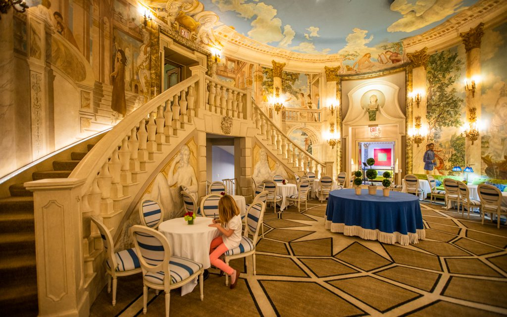Best Big City Hotels - The Rotunda at The Pierre