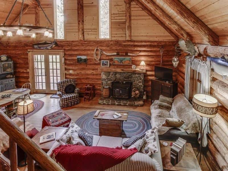 Tollgate Log Cabin, Oregon