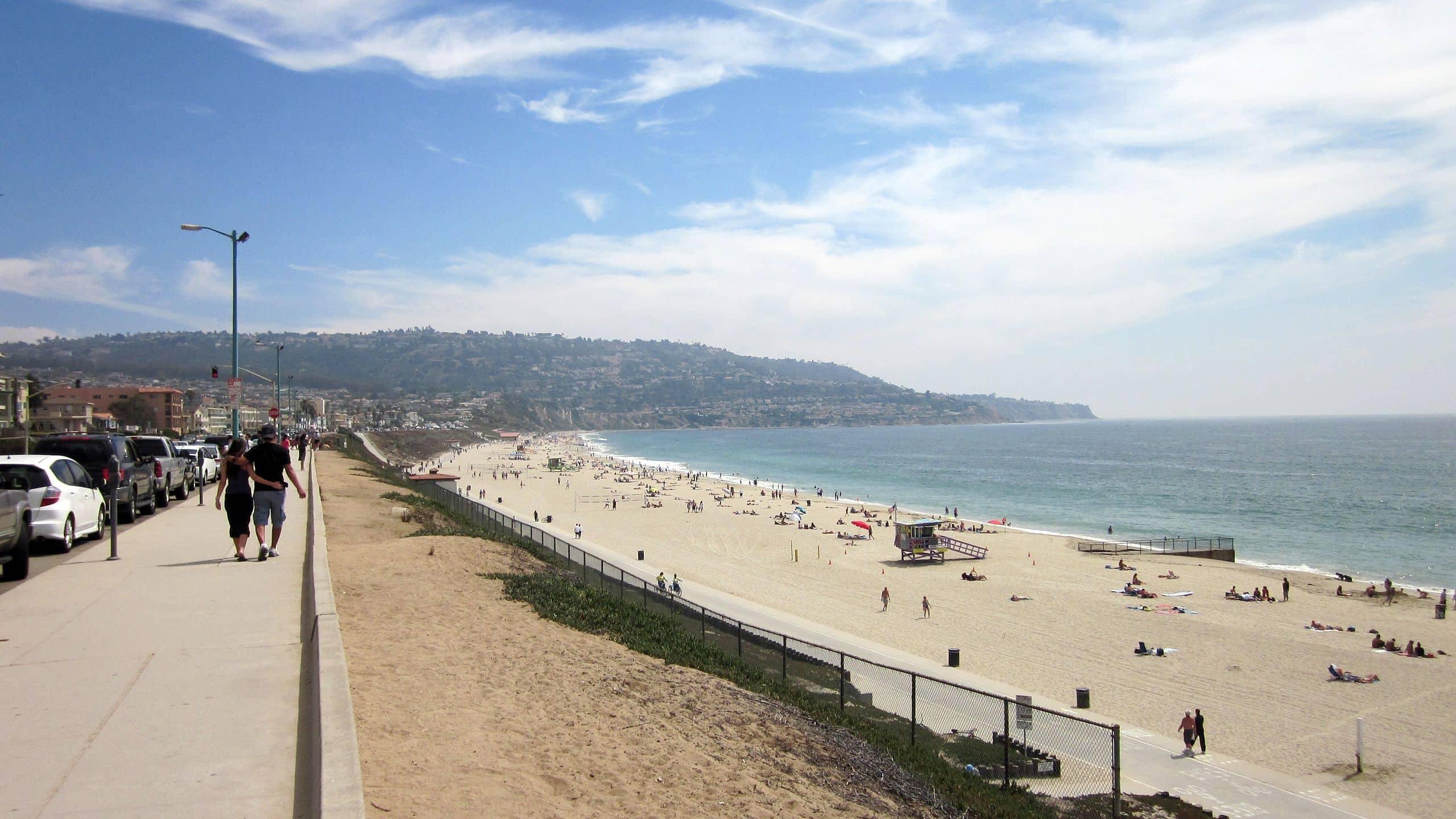 Torrance Beach, Torrance, California