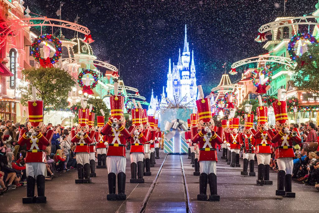There's nothing quite like Disney World Christmas events, and the Parks are in full swing holiday mode now through December 30th.