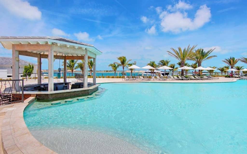 Resorts World Bimini Pool