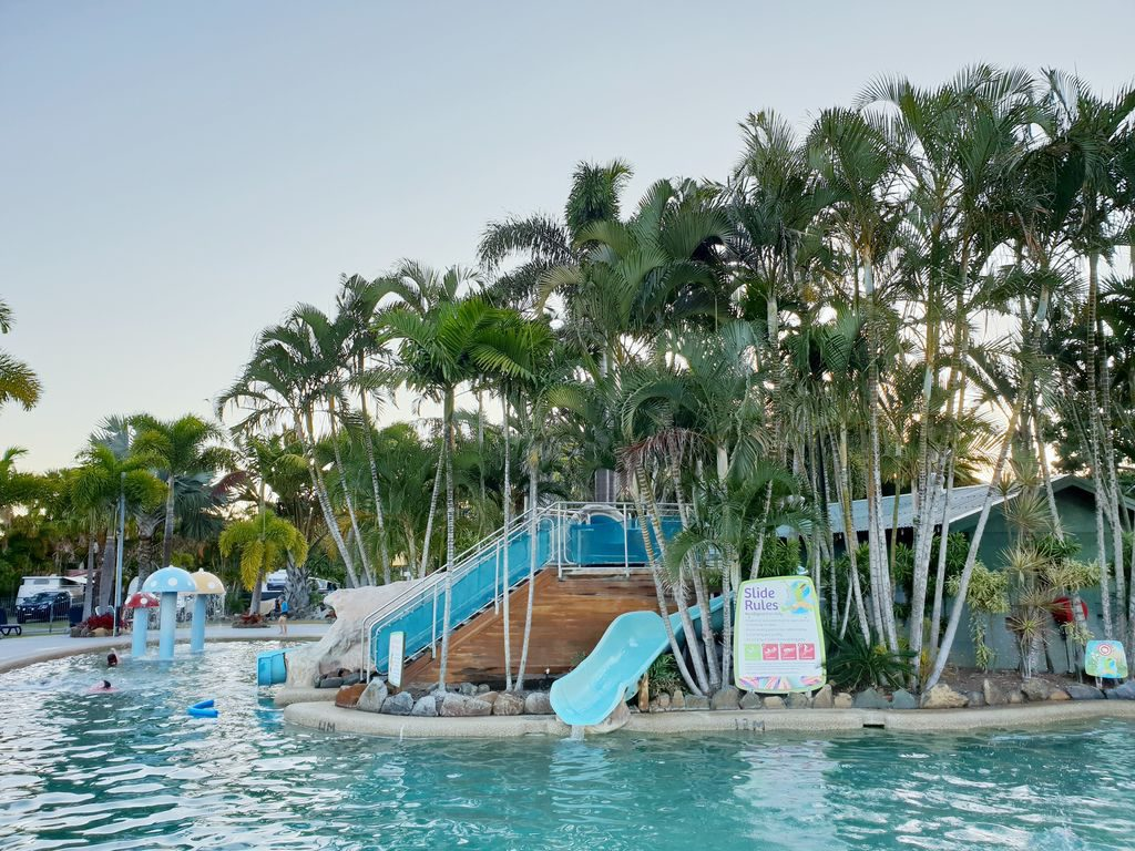 Great Barrier Reef With Kids - Waterslides