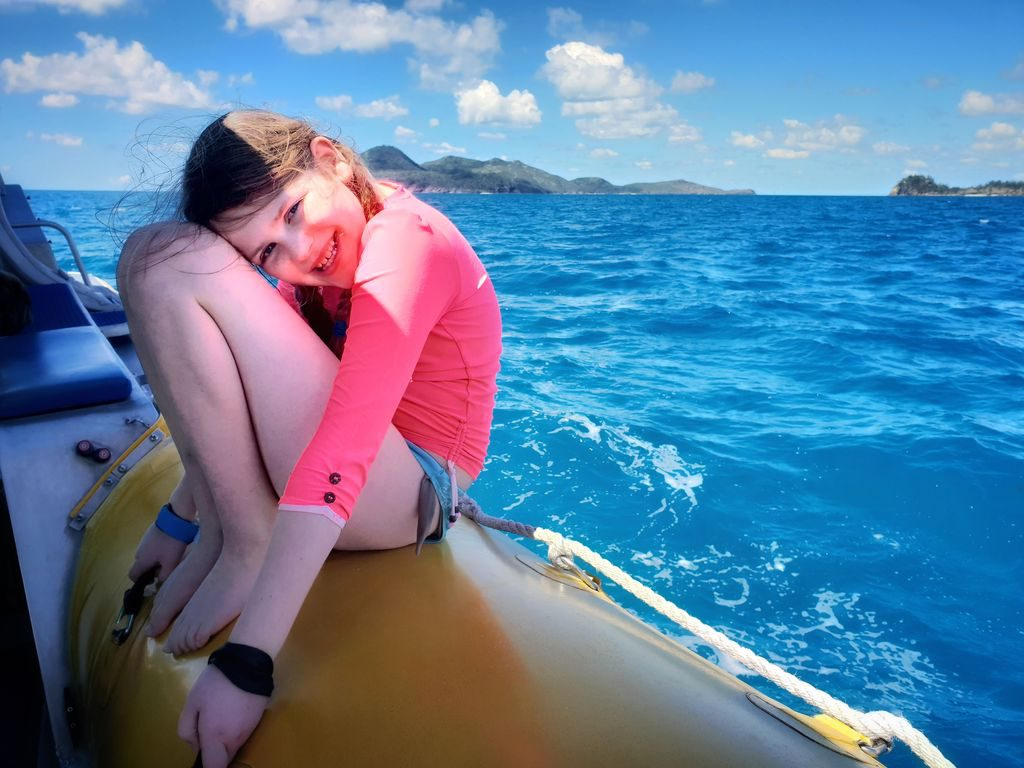 Great Barrier Reef With Kids - Don't forget swimmers!