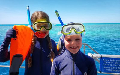 How to Experience the Great Barrier Reef with Kids