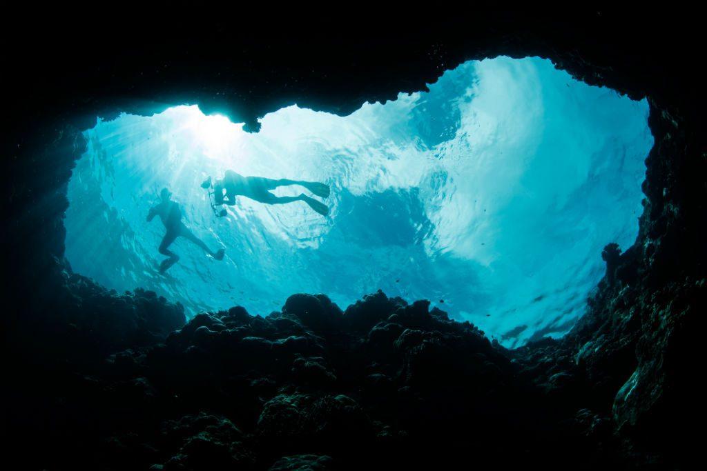 Belize, Central America, Blue Hole