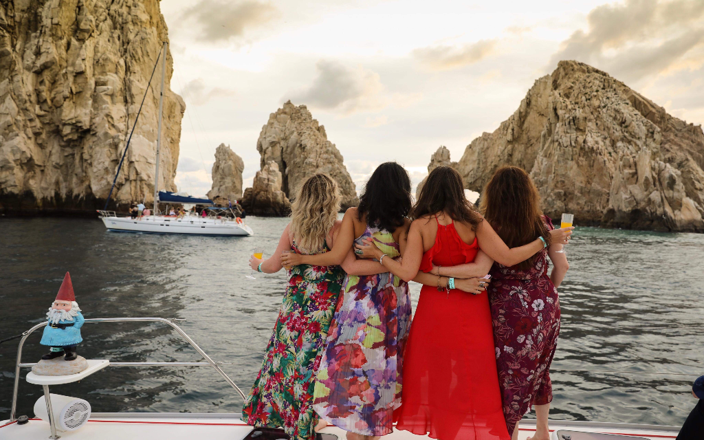 Escape the Mundane with a Los Cabos Girlfriend Getaway