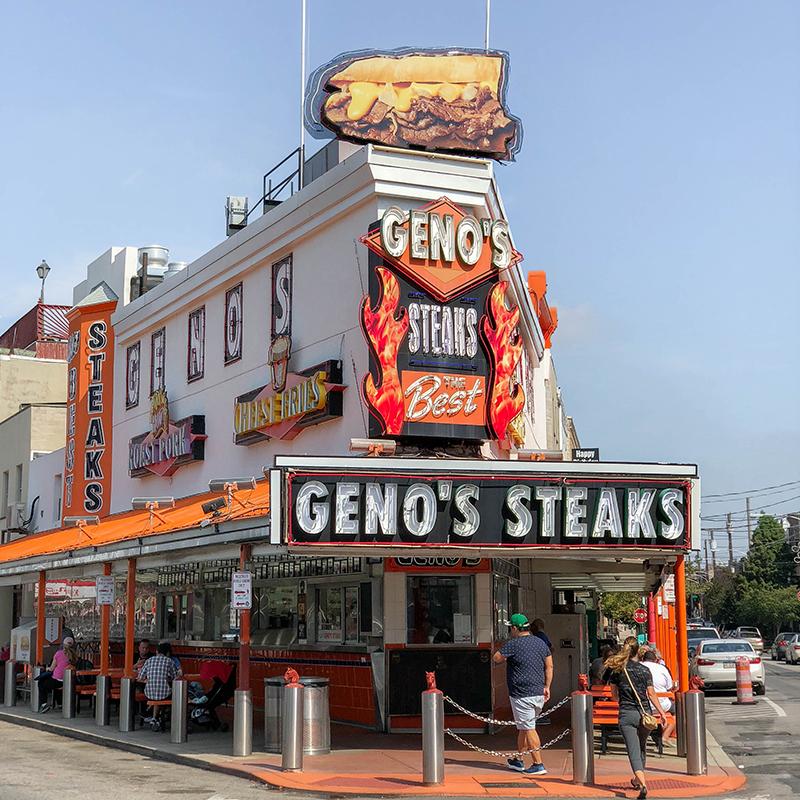 Genos Steaks, Philadelphia