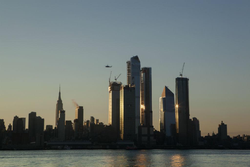 Hudson Yards, NYC, New York