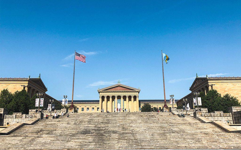 Philadelphia Museum of Art, Philly