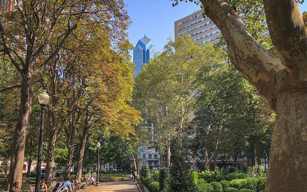 Rittenhouse Square, Philadelphia