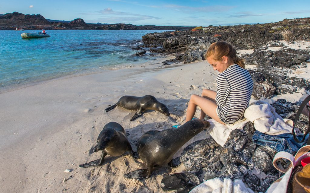 Where to travel in 2019 - A close encounter in the Galapagos!