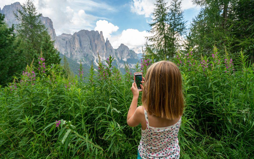 Where to travel in 2019 - Photographing the Dolomites above Vigo di Fassa, Trentino