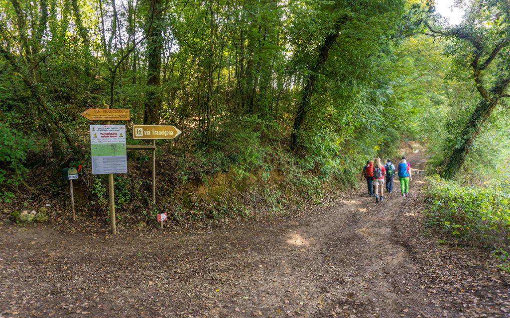 Where to travel in 2019 - Hiking the Via Francigena through Tuscany