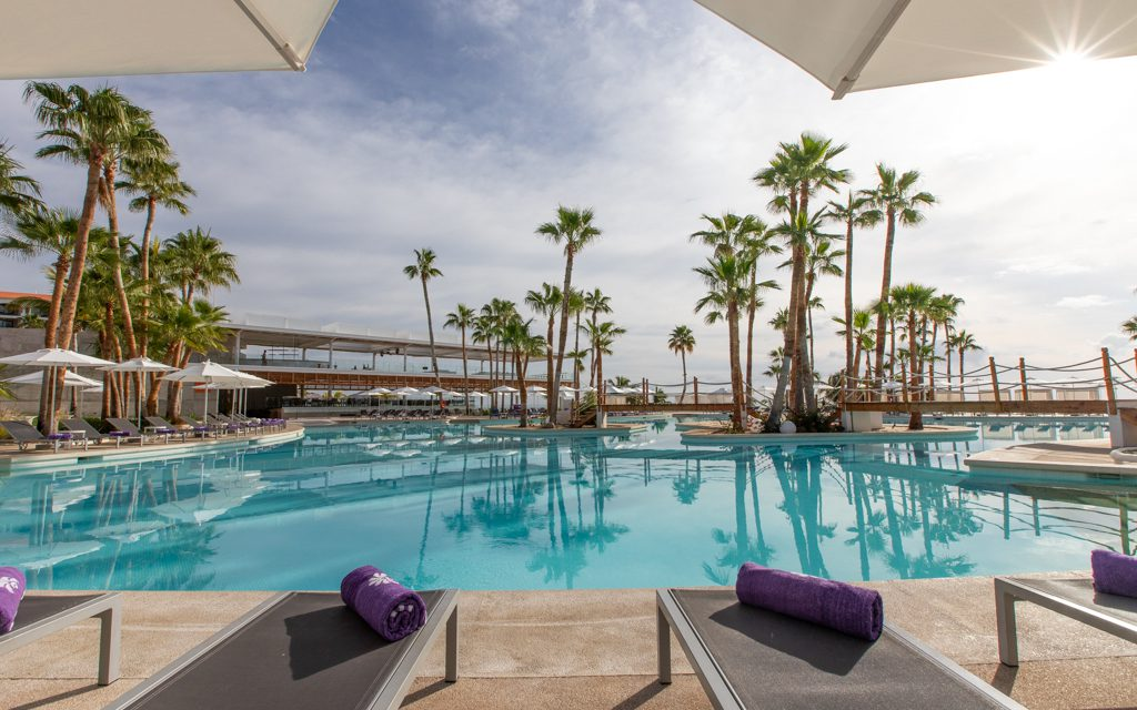 Los Cabos with Kids - The pool at Paradisus